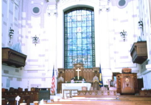 03-Naval Academy Chapel