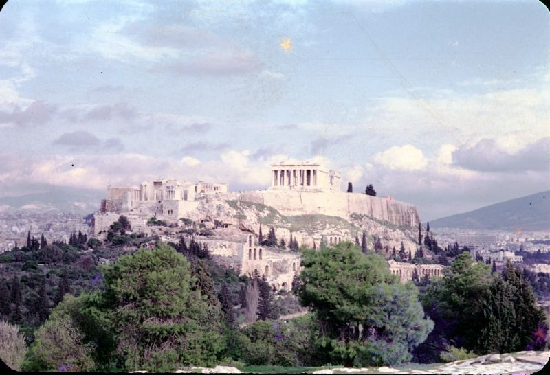 6 Athens and Acropolis, 1969