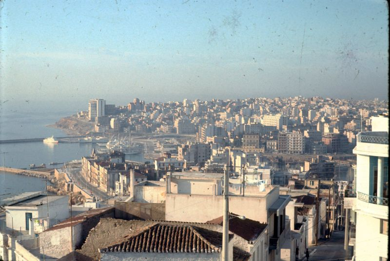8 Athens Harbor 1969