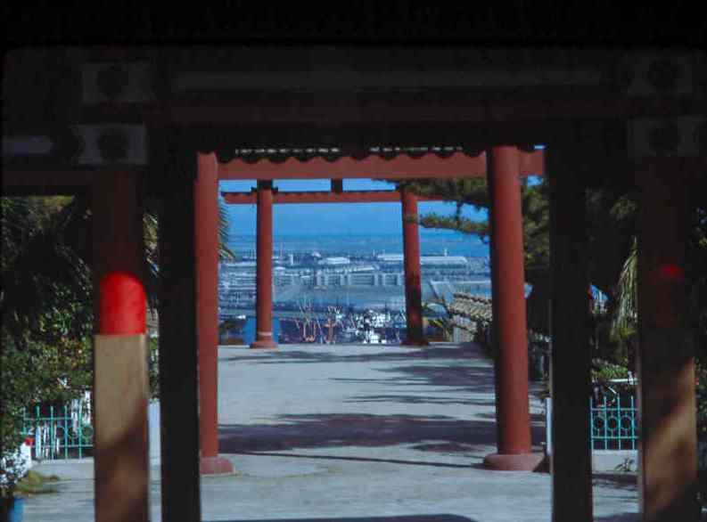 Kao-shiung Temple1